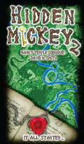 """Hidden Mickey 2"" the sequel novel about Walt Disney and Disneyland"