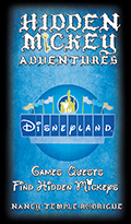 """Hidden Mickey Adventures in Disneyland"" Game and Quests to run inside the Disney park"